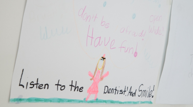 healthy smiles friendly dentist