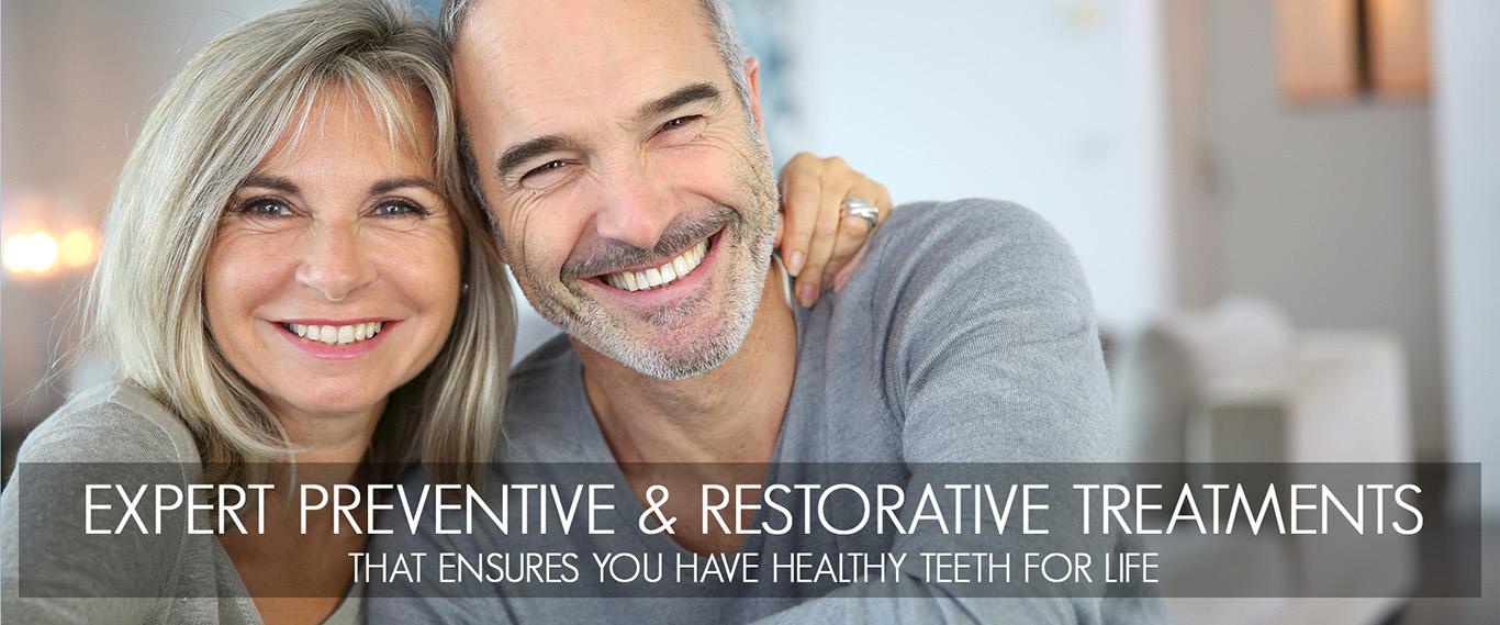 Preventative Treament at Healthy Smiles